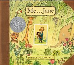Me...Jane Book Title
